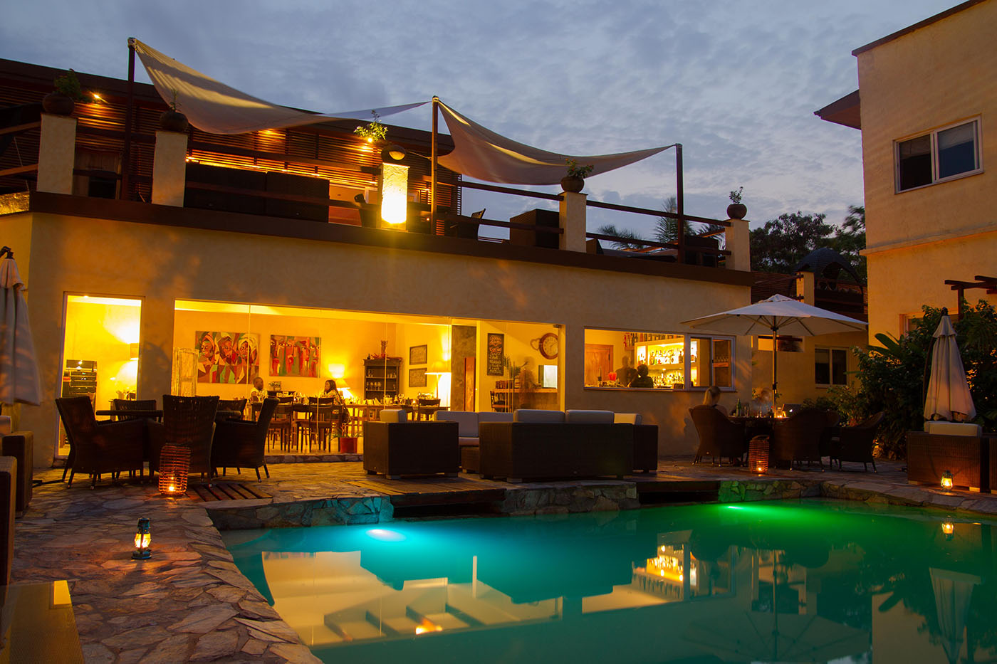 La Villa Boutique Hotel Category Travel